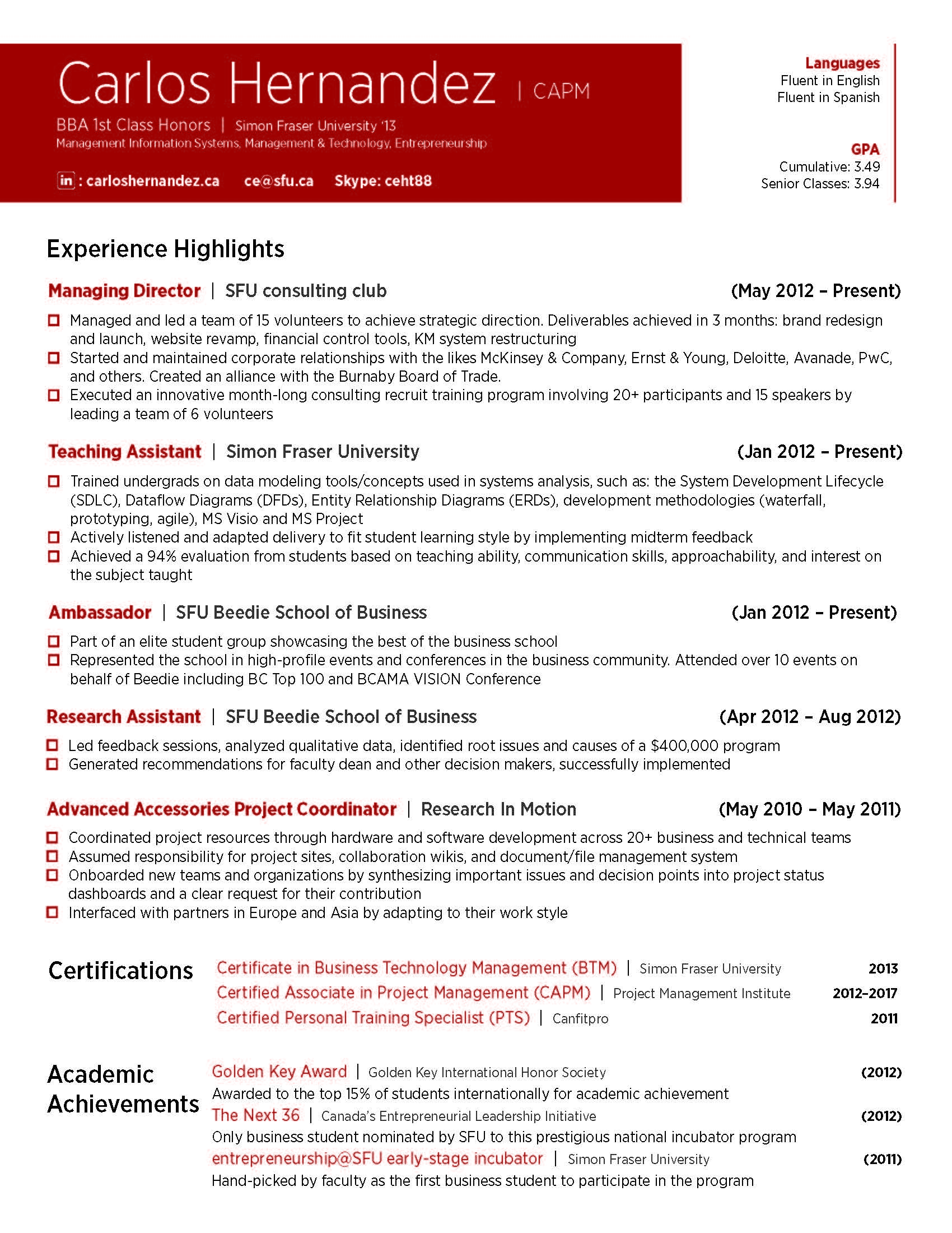 All About Resumes - Cosbiona.com